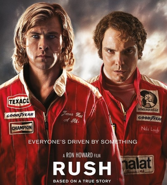 Ron Howard's Rush, and Time's 'state of NASCAR'....