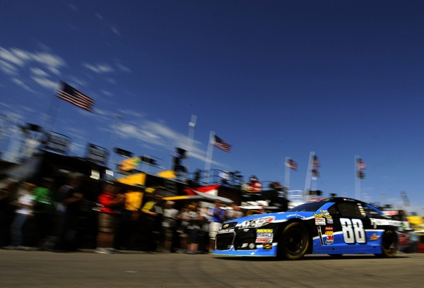 Goodyear: will the new hybrid race tires be key in Sunday's Kansas 400?