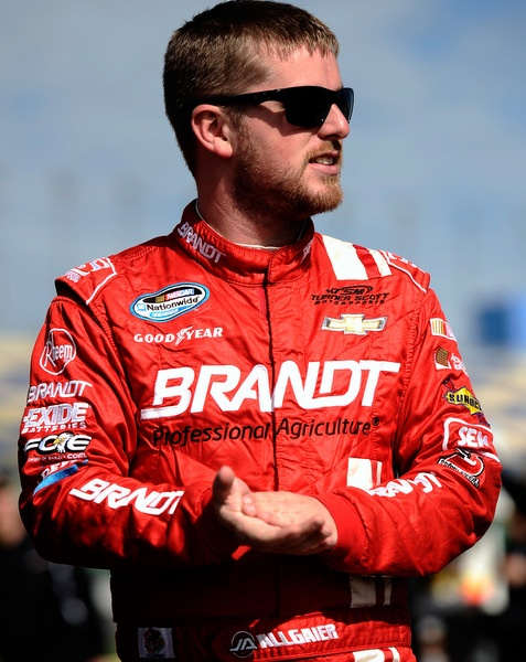 Justin Allgaier: Another 'Underdog' story in the making?