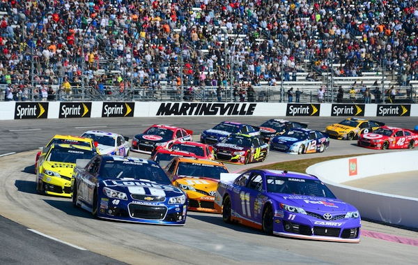Jeff Gordon, Mr. Four-Time, closes in on Five-time Jimmie Johnson and title rival Matt Kenseth, with Martinsville 500 win