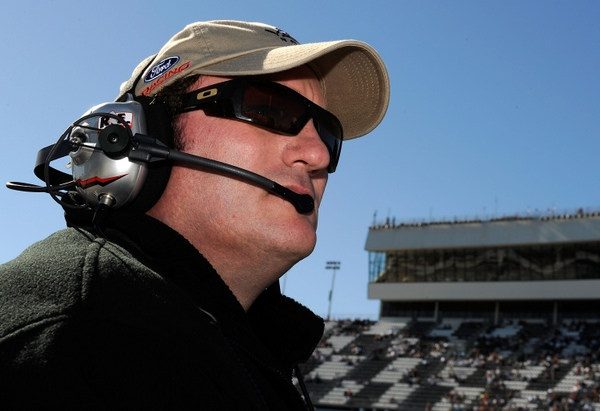 Todd Parrott, star NASCAR crew chief, for Richard Petty and legendary 43, suspended by NASCAR